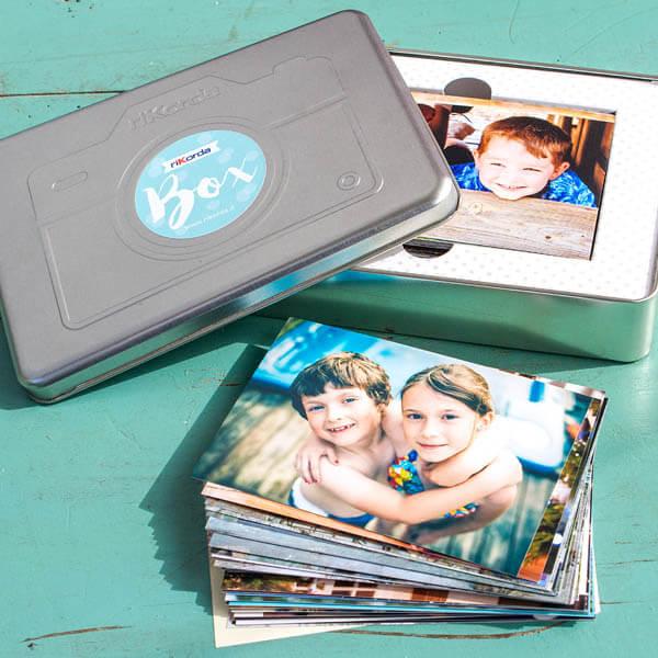 Rikorda Box Box con 150 foto 10x15 o 12x18